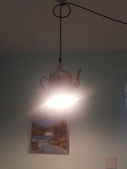 teapot light